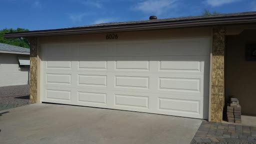 Rite-A-Way Garage Door Repair - Front of Door