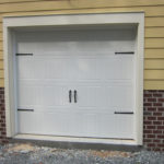 Rite-A-Way Garage Door Disconnect Switch Enabled