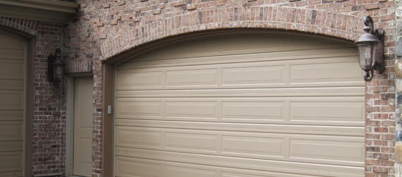 Garage Door Manually Locked