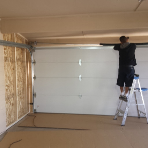 Rite-A-Way Garage Door Repair - Framing Door