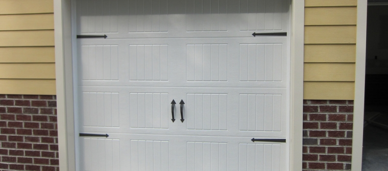 The Garage Door Disconnect Switch Was Enabled